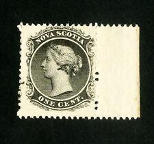 Nova Scotia Stamps # 8 Sup OG NH