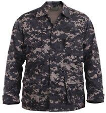 Táctico Bdu Camisa Tenue Urban Digital Camuflaje Estilo Militar Rothco 9630