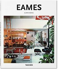 Eames New Hardcover Book Gloria Koenig, Peter G