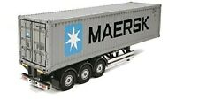 TAMIYA1/14 Electric RC big truck No.26 trailer truck Container semitrailer Kit