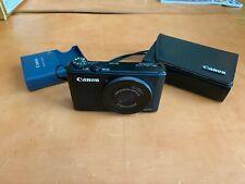 Canon PowerShot S110 12.1MP Digital Camera - Black (no box)