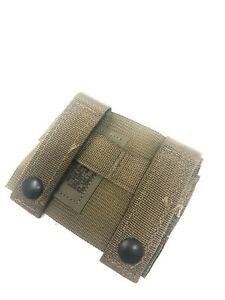 K BAR MOLLE PALS Knife Adapter Coyote USMC USGI US Military Issue
