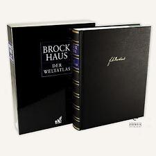 BROCKHAUS ENZYKLOPÄDIE WELTATLAS zur 21. Auflage * 2009 * 6. Auflage * MAKELLOS