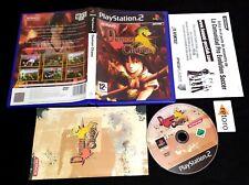 DEMON CHAOS SONY PLAYSTATION 2 PS2 COMPLETO PAL ESPAÑA KONAMI ENVIO COMBIANDO