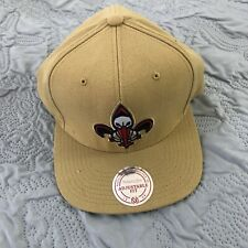 Mitchell & Ness New Orleans Pelicans NBA Wool Hat Baseball Cap Adjustable O/S