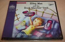 Faithgirlz! / the Good News Shoes 1: Riley Mae and the Rock Shocker Trek MP3 NEW