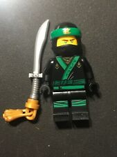Genuine LEGO Lloyd Minifigure From Ninjago Set 70657 Mini Fig