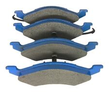 Callahan MDS-257 Disc Brake Pads for 80's/90's Escort/EXP/Tempo/LN7/Lynx/Topaz