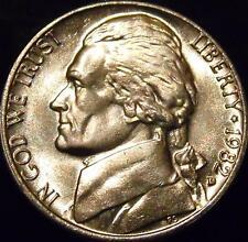 1982-D Jefferson Nickel Choice/Gem BU Uncirculated