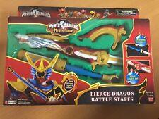 Power Rangers Mystic Force Fierce Dragon Battle Staffs Roleplay Toy