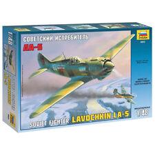 Zvezda #4803 1/48 Lavoshkin La-5 Soviet WWII Fighter