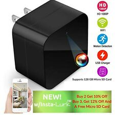 Spy Camera-Hidden Camera-Home Security Camera System-WiFi Camera-Surveillance...