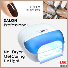 Nail Dryer with UV Light and Fan CE Approved