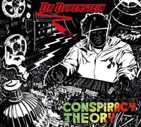 DR.DUBENSTEIN - CONSPIRACY THEORY LIMITIERT  CD NEW