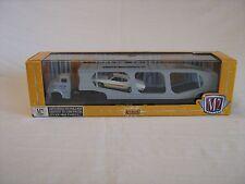 M2 Machines Auto Haulers '56 Ford COE, '70 Torino GT & Trailer 1/5000