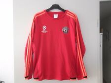 MAILLOT POLO FOOTBALL ADIDAS MANCHESTER UNITED TAILLE S