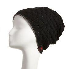 Warm Baggy Women Hat Reversible Beanie Hat Winter Autumn Men Hat Snow Caps