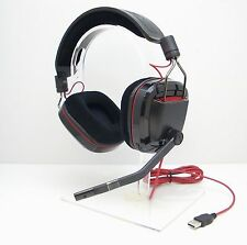 Plantronics GameCom 788 Gaming Surround Sound USB Headset for Computer Gaming.