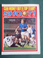 SHOOT - MAGAZINE- 1 MAY 1971- IPSWICH -  DEREK PARKIN - GEOFF HURST