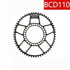 Oval Chainring BCD110 1x System Narrow Wide 5 bolts for SHIMANO SRAM FSA Rotor