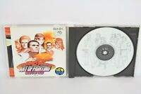 ART OF FIGHTING GAIDEN White Disc NGCD- 096 Neo Geo CD Neogeo SNK Japan nc