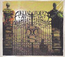 CD ♫ Compact disc «DAVIDE VAN DE SFROOS ♪ AKUA DUULZA» nuovo sigillato digipack