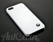 BMW White Cover For iPhone 5 / iPhone 5S / iPhone SE / NEW
