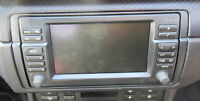 Large Screen Sat Nav Monitor Screen Radio For BMW E46 3 Series