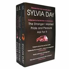Sylvia Day's Favorites : The Stranger I Married, Pride and Pleasure, Ask for It