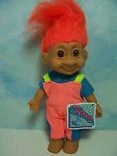 "Travis Boppin - 7"" Russ Troll Doll - New In Original Wrapper"