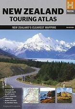New Zealand Touring Atlas by Hema Maps New Zealand Ltd (Paperback, 2014)