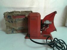 Vintage Redskin 16 mm Toy Movie Projector by Excel Movie with Box