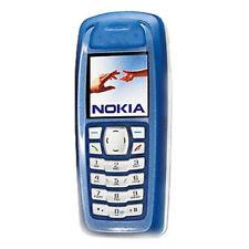 New listing Nokia 3100 Network Unlocked Keyboard Gsm Sim Gps Triband Mobile Bar phone Blue