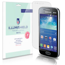 iLLumiShield Anti-Glare Matte Screen Protector 3x for Samsung Galaxy S2 II DUOS