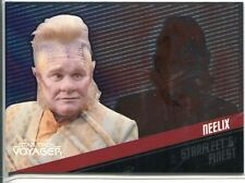 Star Trek Voyager Quotable Starfleets Finest Chase Card F7
