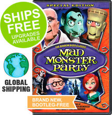 Mad Monster Party (Special Edition DVD, 2009) NEW, Rankin / Bass, Phyllis Diller