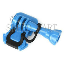 GoPro Accessories Silicone Rubber Locking Lock Plug for GOPRO Hero 3 4 Black