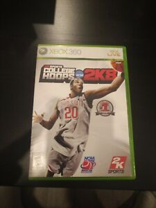 2K Sports College Hoops 2K8 no manual (XBOX 360 2007)