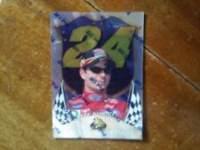 1999 Press Pass Jeff Gordon Badge of Honor Reflector Shield 842/1350 Near Mint