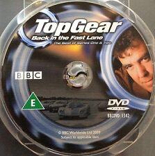 Top Gear - Back In The Fast Lane - The Best Of Top Gear  95 MIns  Regions 2 & 4