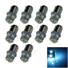 10X Ice Blue 1157 BAY15D 8 5050 LED Brake Turn Signal Rear Light Bulb Lamp E001