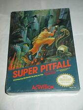 Super Pitfall (Nintendo NES, 1987) NEW Factory Sealed