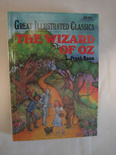 The Wizard of Oz by L. Frank Baum Published by Baronet Books New York 1990's