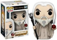 Lord Of The Rings/Hobbit - Saruman - Funko Pop! Movies: (2017, Toy New)