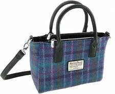 Ladies Authentic Harris Tweed Small Tote Bag Brora LB1228 COL51