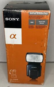 Sony HVL F58AM Shoe Mount Flash for  Sony Brand New