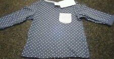 H&M Spotted T-Shirts & Tops (0-24 Months) for Girls