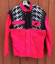 Wulf Racing Enduro Jacket 1989 Wales ISDE Team Ferndale X-Large Pink