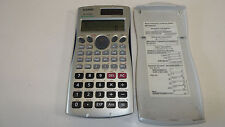 Casio Scientific Calculator fx-250H Fraction Battery Handheld