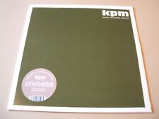 ALAN HAWKSHAW AND BRIAN BENNETT 'SYNTHESIS LP  (THE KPM Reissues)